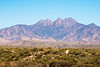 Four Peaks, Arizona<br /> <br /> This is the famous Four Peaks, as seen from Saguaro Lake.